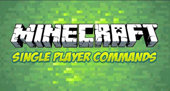 Minecraft Single Player Commands - Minecraft Single Player Commands Mod - Minecraft Single Player Commands List - Lists - download for free - game, games - a full list of single player commands in Minecraft - all, that you will need