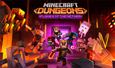 Photo of the Minecraft Blocks article titled We recommend the new Minecraft dungeons game!