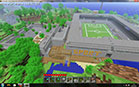Play some soccoter - a football sport stadium  - 20