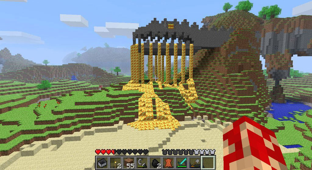 minecraft how to play screenshots