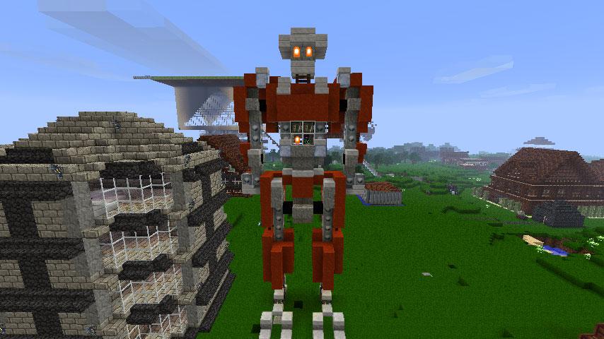 Cool Minecraft Buildings Minecraft Screenshots