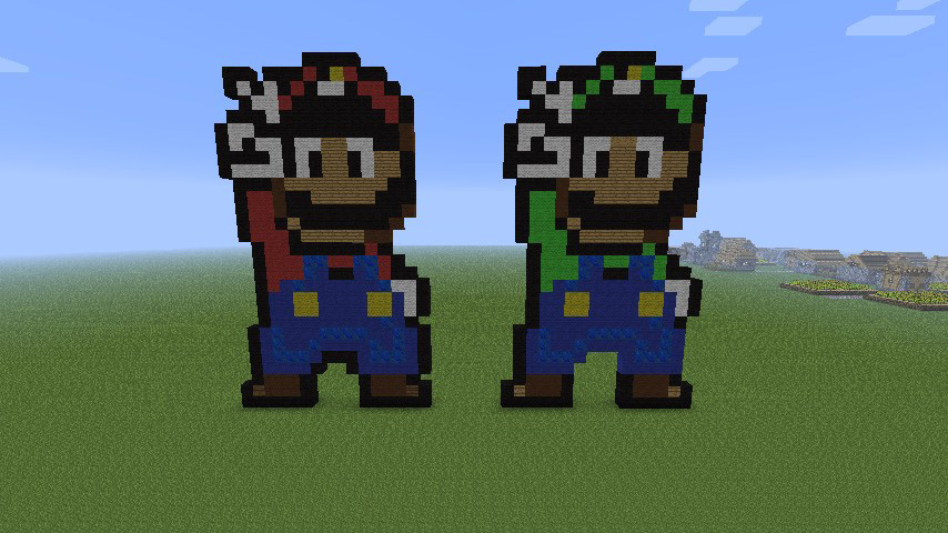 Minecraft Blocks That Go Well Together