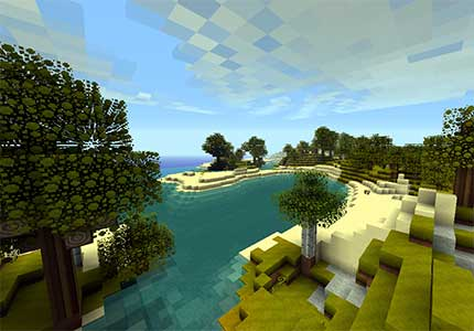 Download the Minecraft texture custom pack cool looking Minecraft Good Morning Craft