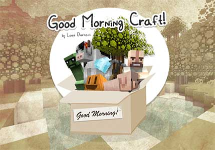 Minecraft download custom texture packs - Minecraft Good morning Craft - download cool looking Minecraft textures, packs
