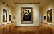 Download Minecraft wallpaper - Minecraft Square Mona Lisa wallpapers Minecraft for free - 05