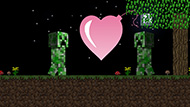 Creepers bombing exploding love - 08